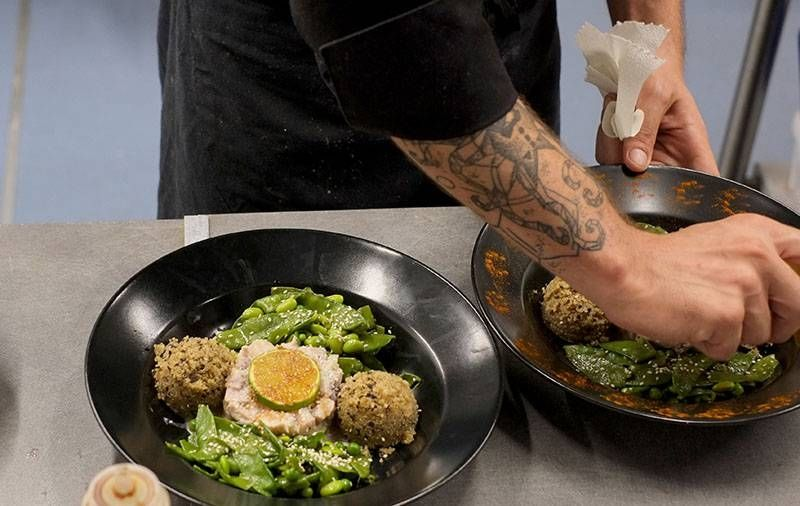 Dandy'o - Restaurant Joliette Marseille